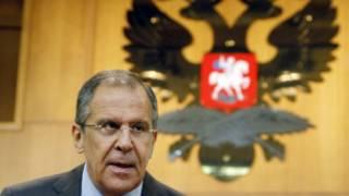 ရုရှားနိုင်ငံခြားရေးဝန်ကြီးLavrov