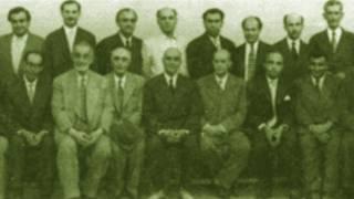 علینقی وزیری و حسینعلی ملاح