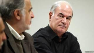 بهرام افشارزاده، رئیس کمیته ملی المپیک