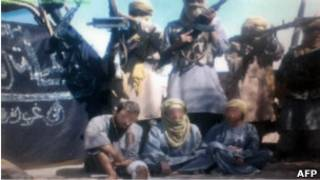 جماعة اسلامية مسلحة في مالي