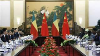 Taron China da Afirka