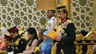 Sarkin Beunei, Sultan Hassanal Bolkiah