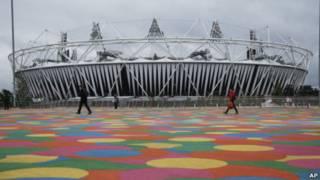 倫敦奧運體育館