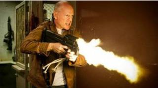bruce willis, looper