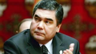 قربان غولي بردي محمدوف، رئيس تركمانستان
