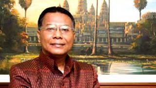 Đại sứ Campuchia Hos Sereythonh