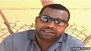 الكوميدي الصومالي البارز عبدي جيلاني مارشال