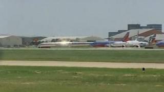 فرودگاه تگزاس