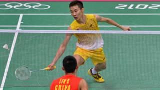 Lin Dan, Lee Chong Wei