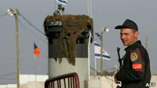الحدود المصرية-الإسرائيلية
