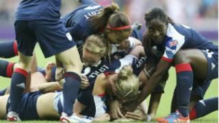 英國女子足球隊
