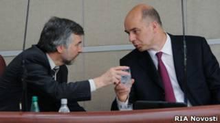 Клепач и Силуанов