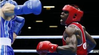 Камерунский боксер