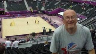 49岁的奥运迷康拉德.里德曼