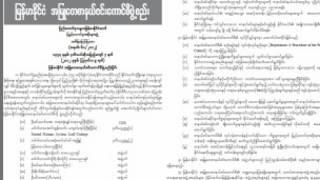 Burma new media council