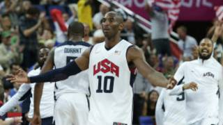 Kobe Bryant. Foto de archivo