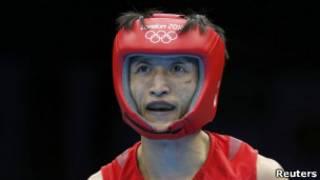 中国拳击选手邹市明