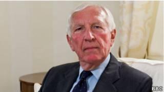 الرئيس الجديد لمجلس إدارة مصرف باركليز،السير ديفيد وولكر