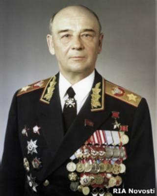 Маршал Сергей Соколов