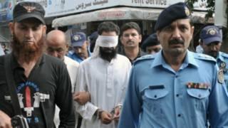 गिरफ़्तार किए गए इमाम
