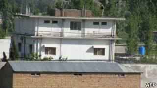 Bin Ladin'in öldürüldüğü ev