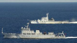 Китайские корабли