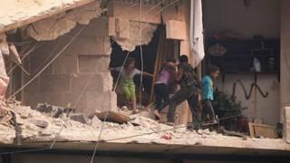 Chiến sự ở Syria