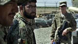 NATO n'ingabo za Afghanistan