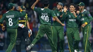 पाकिस्तानी क्रिकेटर