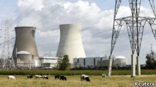 Атомная АЭС в Бельгии