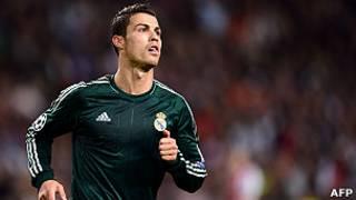 Cristiano Ronaldo (foto de archivo)