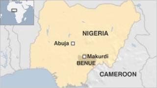 taswirar Nigeria