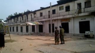 Ejército nigeriano