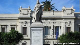 Palacio de Gobierno de Reggio Calabria