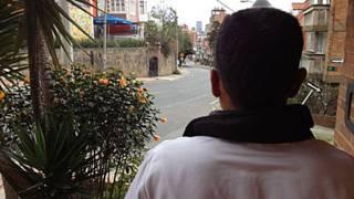 Fabián, desmovilizado de las FARC