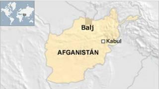 Taswirar kasar Afganistan
