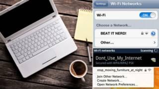 Guerras de wi-fi