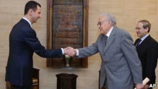 Брахими и Асад