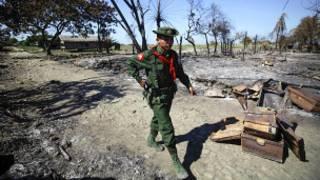 Rakhine Riots