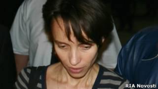 Россиянка Ирина Беленькая в суде