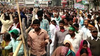 पटना में अधिकार रैली