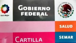 Documento oficial de México