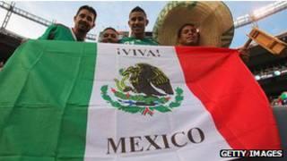 Большинство мексиканцев называют страну просто Мексика