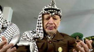 Yasser Arafat yitabye imana muri 2004