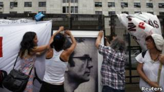 Ditadura argentina. Reuters