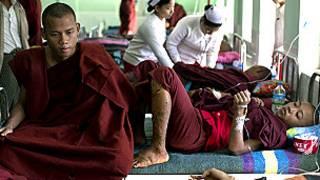 burma monk