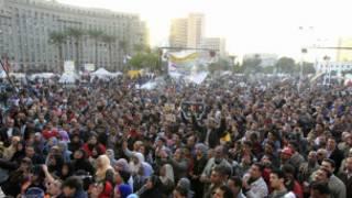 Masu adawa da shugaba Morsi a masar