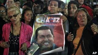 Oraciones por Chávez