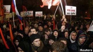 Протесты в России после парламентских выборов в 2011 году