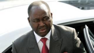 Le président centrafricain